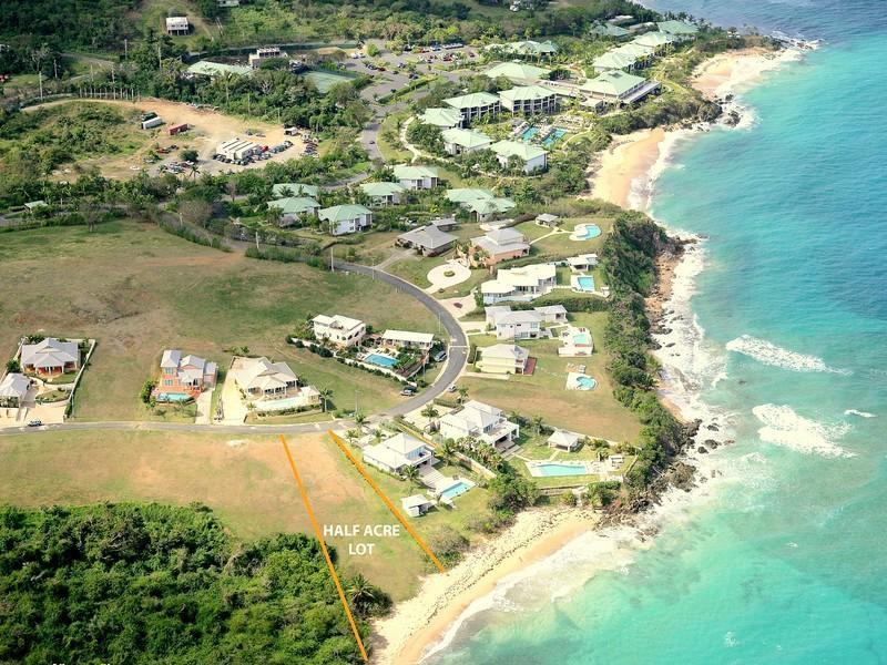 Beachfront Land W Residences Vieques Pr