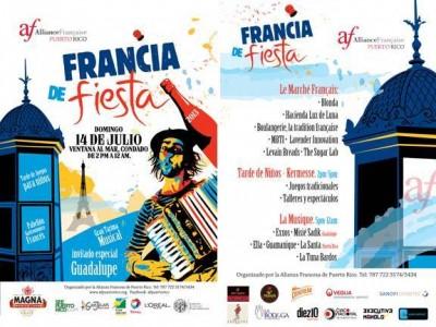 Francia de Fiesta
