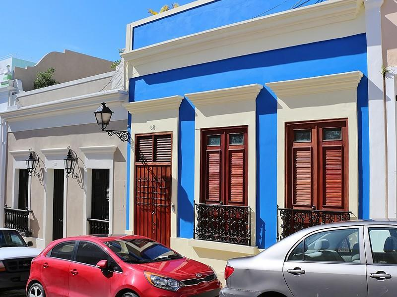 Off the Market › Spanish Townhome in Old San Juan