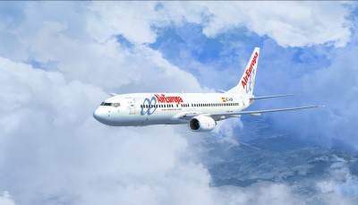 Air Europa › Spain to Puerto Rico