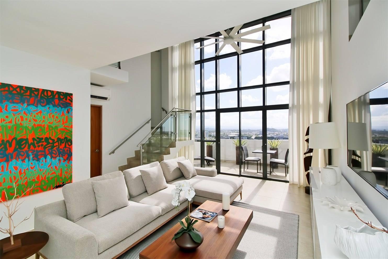 [SOLD] Luxury Highrise Penthouse U203a Real Estate San Juan, PR