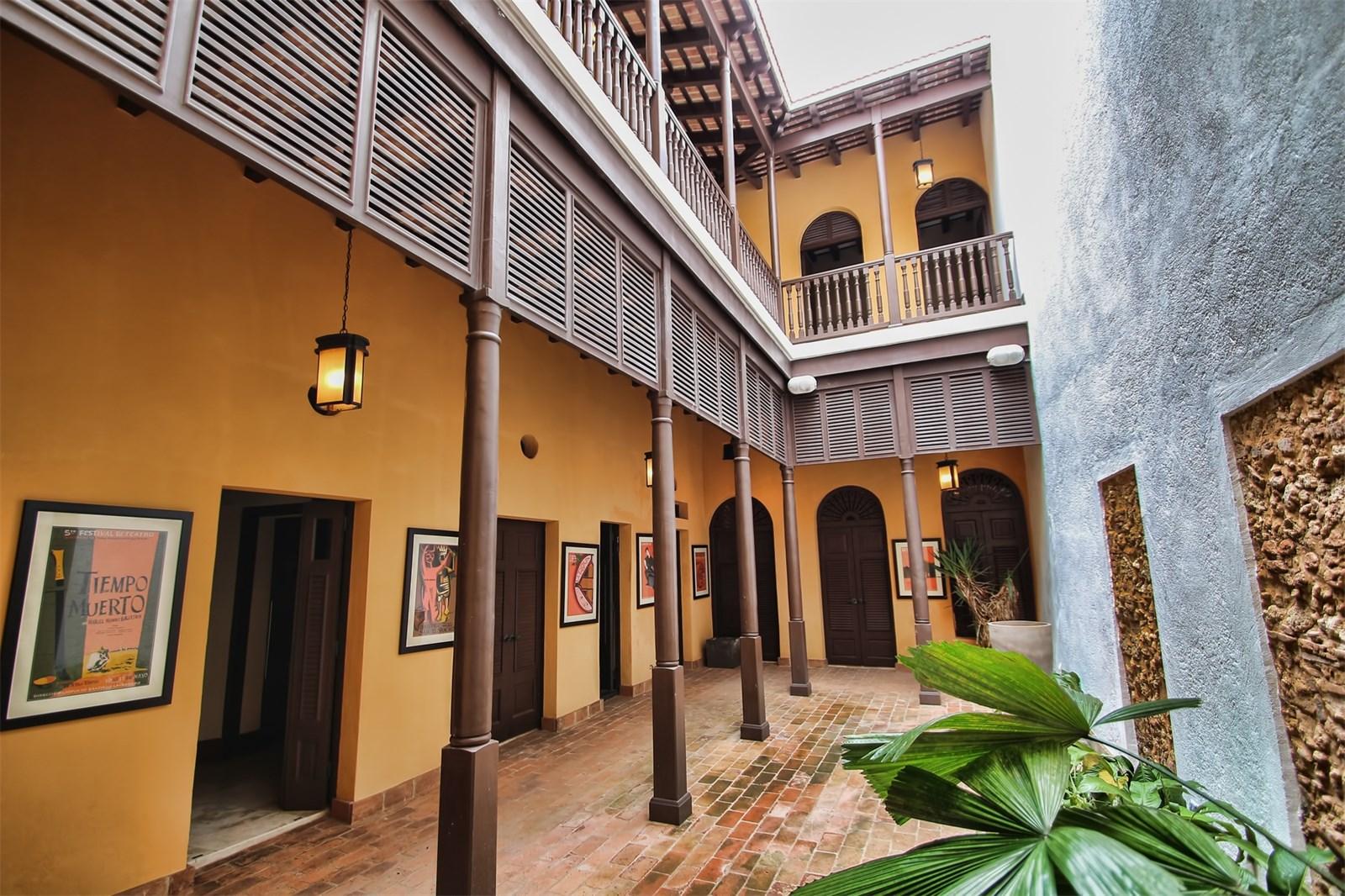 Calle Luna Townhouse › Rentals Old San Juan, Puerto Rico