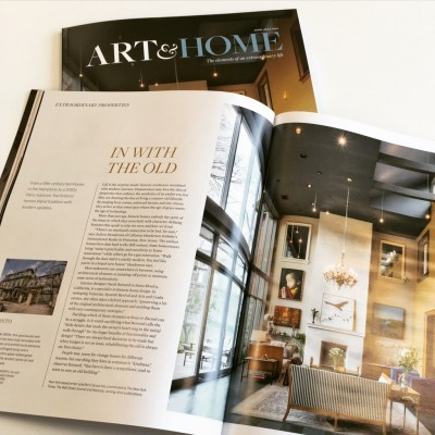 Art Home June - July 2015