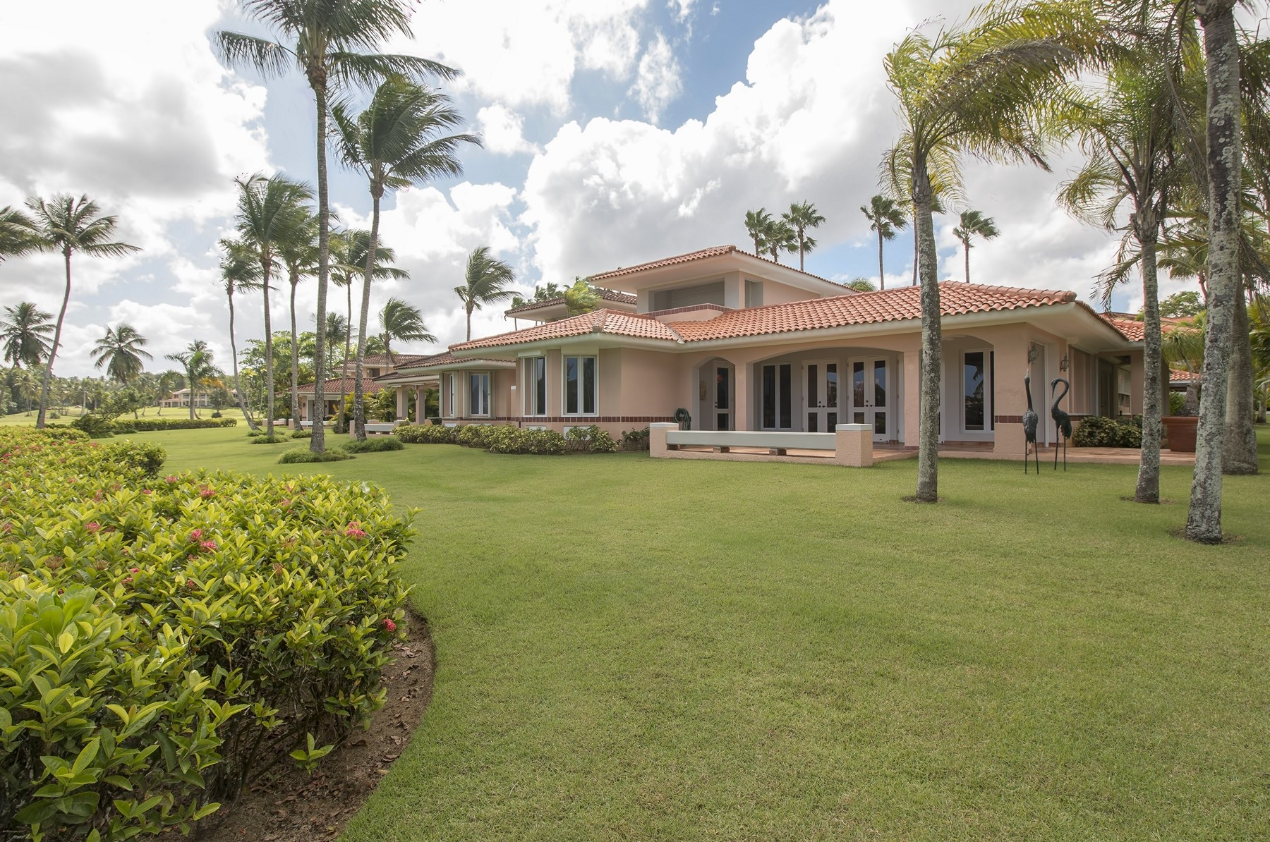 Beach Front Home For Sale In Puerto Rico San Juan
