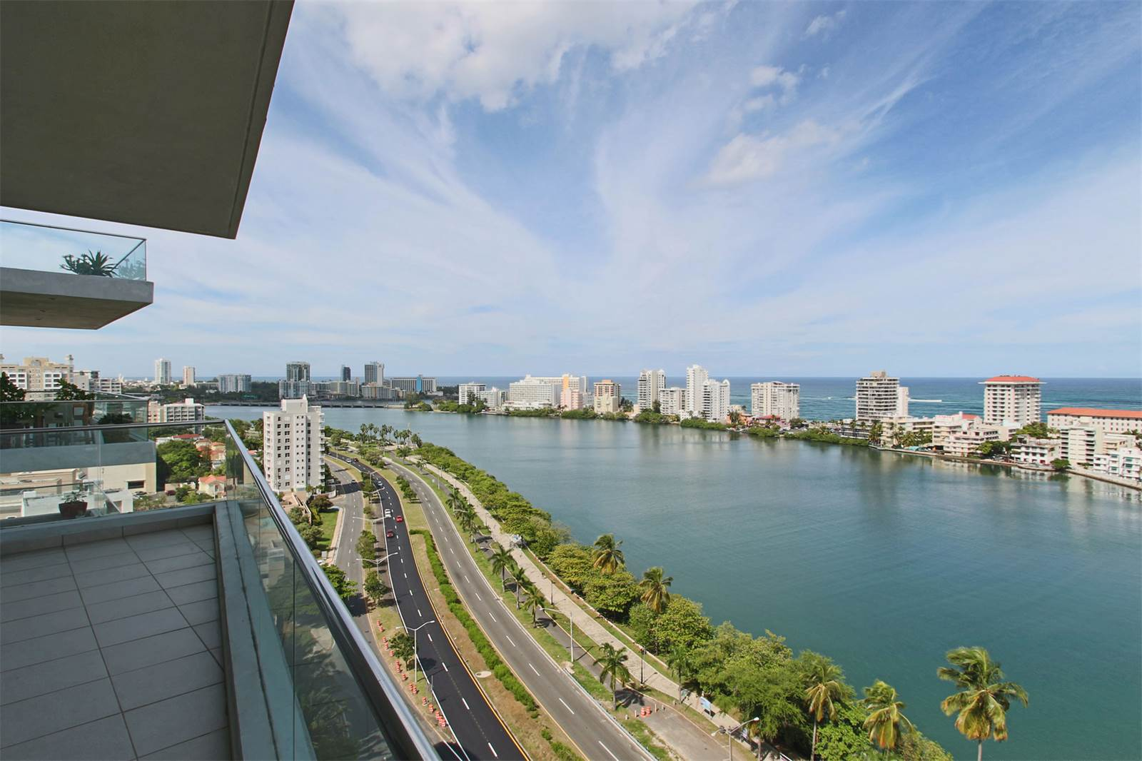 Oceanview Apartment \u203a Luxury Real Estate Miramar, Puerto Rico ...