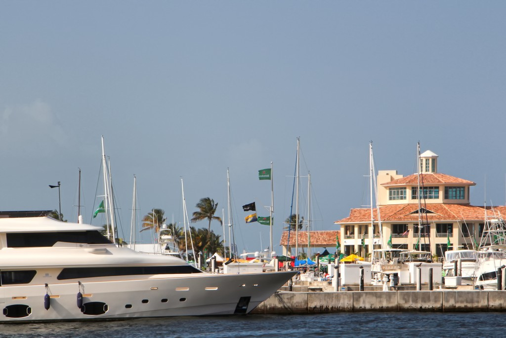 The Yacht Club & Marina
