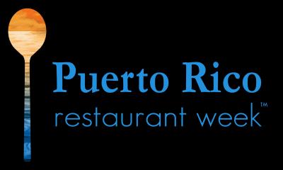 Puerto Rico Restaurant Week 2016 LOGO