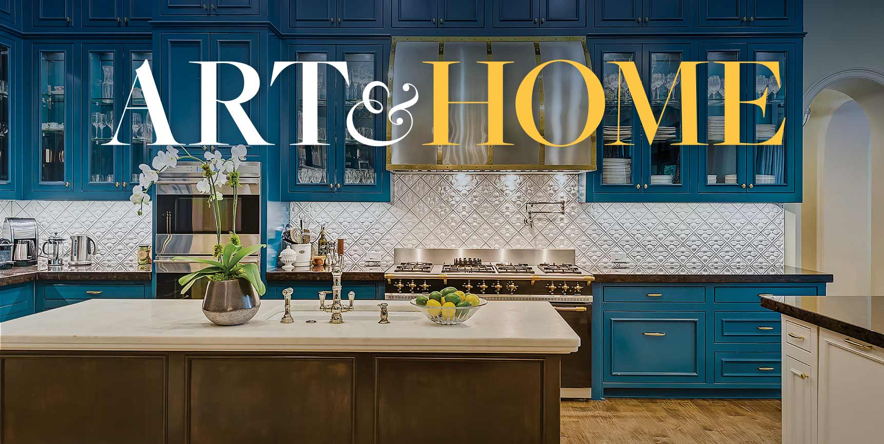 Art & Home, The September 2016 Issue