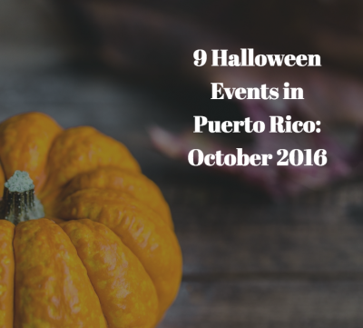 9 Halloween Events in PR