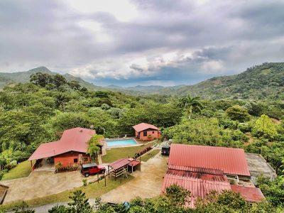 Hacienda Las Nubes adjuntas puerto rico coffee