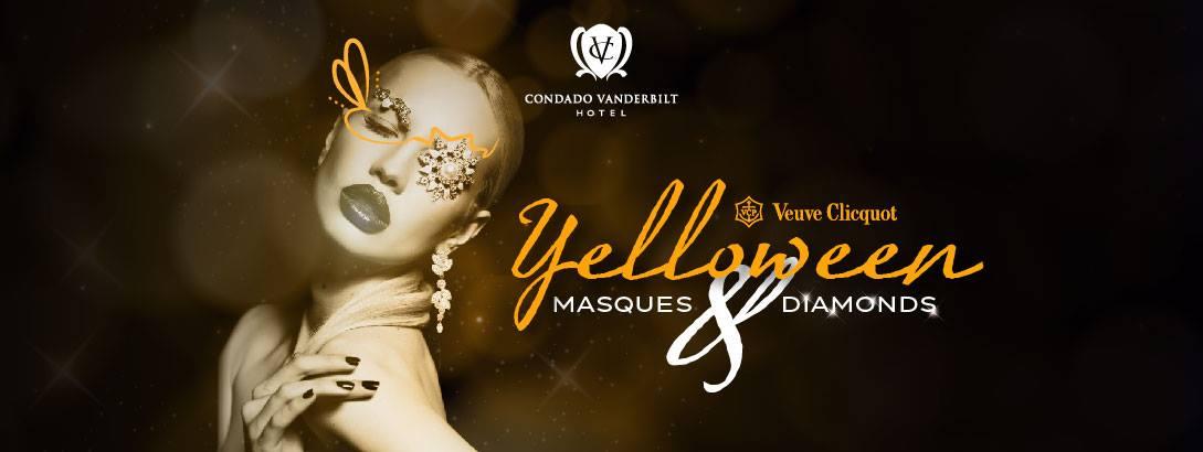 Masques and Diamonds Halloween Event 2016 Puerto Rico