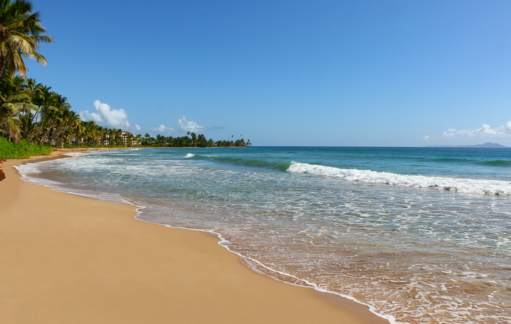 Top 5 Beaches in Puerto Rico East Coast PuertoRicoSIRcom