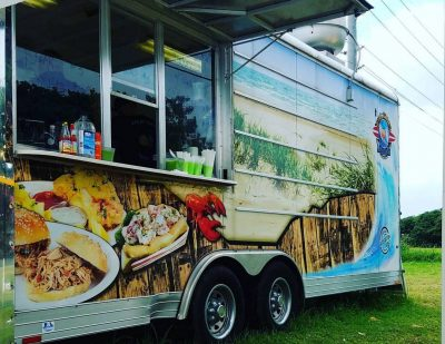 Fire Island Surf Turf Food Truck Rincon Puerto Rico