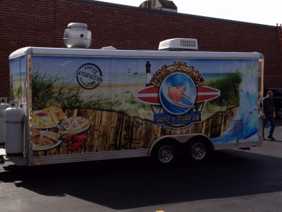 Fire Island Surf Turf Food Truck Rincon Puerto Rico