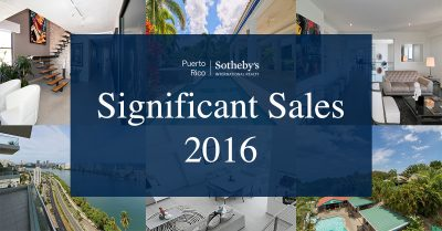 PRSIR Significant Sales
