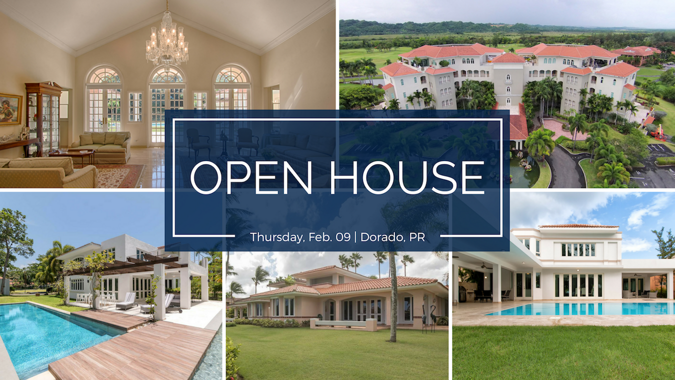 Open House: 6 Extraordinary Dorado Properties